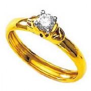 KIARA JEWELLERY CLASSIC BELT SHAPE RING KIR0096