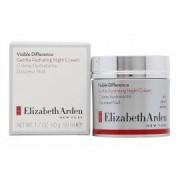Elizabeth Arden Visible Difference Crema Hidratante de Noche Suave FPS 15 50ml - Seca