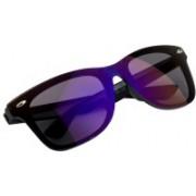 NuVew Shield Sunglasses(Violet, Blue)