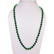 The Haat Onyx Stone Necklace (Green)