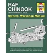 RAF Chinook Manual by C. McNab