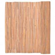 vidaXL Бамбукова ограда, 150x400 см