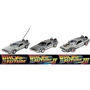Back To The Future Delorean Set Part 1 2 And 3