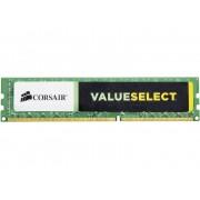Corsair PC-werkgeheugen module Value Select CMV4GX3M1A1600C11 4 GB 1 x 4 GB DDR3-RAM 1600 MHz CL11 11-11-30
