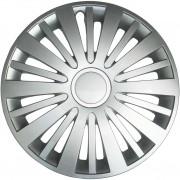 Dísztárcsa (16) Falcon silver 4db-os garnitúra