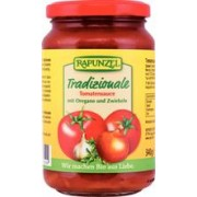 Sos Tomate Bio Traditional Rapunzel 340gr