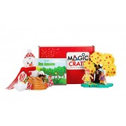 Magic Crate Activity Kit for 3-5 Year olds : All About Seasons(Contains 3 Activities and Storybook)