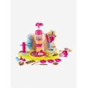 Fábrica de Bolachas SMOBY rosa vivo liso com motivo
