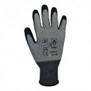Industrial Quality Supplies Gants de protection contre les coupures T. 9 gris HDPE/nylon/ élasth./fibre verr