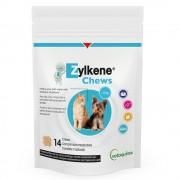 2x63g Zylkene Chews tranquilizante natural cães porte grande