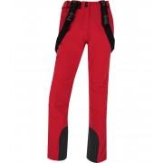 KILPI Dámské softshellové kalhoty RHEA-W HL0012KIRED Červená 40S