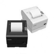 Epson tiskárna TM-T88VI,černá, RS232, USB, Ethernet,zdroj,buzzer, kabe