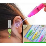 Safety Ear Cleaner Ear Pick Wax Remover Earpic Set OF 2