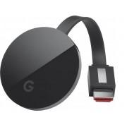 GOOGLE Chromecast ULTRA 4K UHD HDR przesyłanie strumieniowe na TV