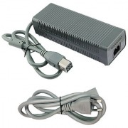 TCOS TECH Xbox 360 Fat AC Power Supply Adapter Charger Brick 220v