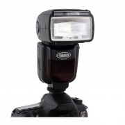 DF-800 1 / 8000s Wireless TTL luz de flash Speedlite para Canon EOS
