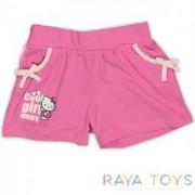 Детски къси панталонки Hello Kitty розови Disney