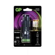 Фенер GP BATTERIES C32, LED 300 лумена CREE Discovery Outdoor GP-F-C32