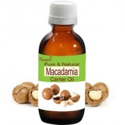 Macadamia Oil- Pure & Natural Carrier Oil (15 ml)