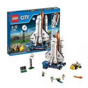 Lego City Space Port 60080 Spaceport Building Kit [Parallel import goods]