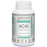 Açai Extrait naturel Phytaflor - . : 50 gélules