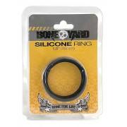 Boneyard Silicone 45mm Cock Ring Black BY0145