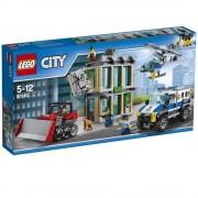 LEGO City, Spargere cu buldozerul 60140