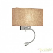 Aplica cu reader LED design modern Hotel- KRONPLATZ AP2 103204