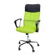 Fotel biurowy wentylowany Xenos Compact - zielony