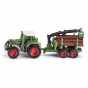 SIKU traktor sa šumskom prikolicom 1645