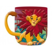 Disney Caneca 3D THE LION KING Simba