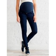 VERTBAUDET Slim-Fit-Umstandsjeans dark blue