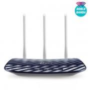 Router Wi-Fi TP-Link Archer C20 Doble Banda AC750