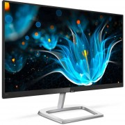 "Philips 246e9qsb/00 E Line Monitor Lcd Ips 23,8"" Full Hd Colore Nero E Argento"