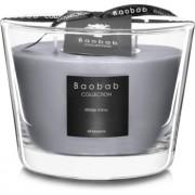 Baobab White Rhino lumânare parfumată 10 cm