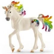 Schleich 70525 Rainbow Unicorn Föl