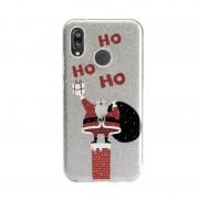 SBS Mobile Kerst Case Huawei P20 Lite - Ho Ho Ho