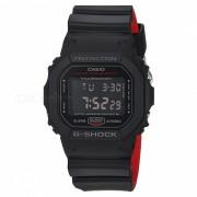 casio g-shock DW-5600HR-1 herencia color serie reloj-negro x rojo