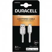 Duracell Apple Lightning Sync & Charge Cable 2M (USB5022W)