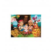 Puzzle 104 Jake Pirata amigos - Clementoni