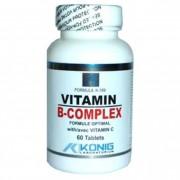 Vitamina B Complex - pentru sistemul imunitar, nervos si digestiv