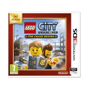 LEGO City Undercover: The Chase Begins FR 3DS