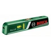"""Нивелир лазерен PLL 1 Р, 5 m - 20 m, 0,5 mm/m, 1/4"""", 0,19 kg, 0603663320, BOSCH"""