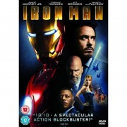 Iron Man (2008) DVD