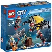 LEGO (LEGO) City seabed survey Start set 60091