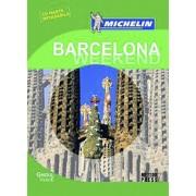 Ghidul Verde Michelin Barcelona Weekend (cu harta detasabila)