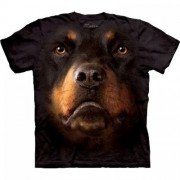 Hi-tech zvieracie tričká - Rottweiler