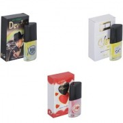 My Tune Combo Devdas-Silent Love-Younge Heart Red Perfume