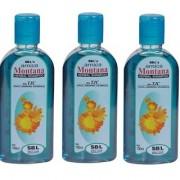 SBL Arnica Montana Herbal Shampoo 100 ML each Pack of 3 100 MLX3 300 ML
