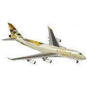 Gemini Jets Etihad Cargo B747 400 F New Livery Aircraft (1:400 Scale)